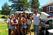 Fun at Hilltop Lodge